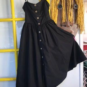 Free People Midi Dress M